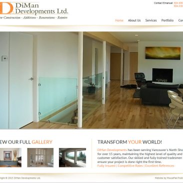 DiMan Developments Ltd