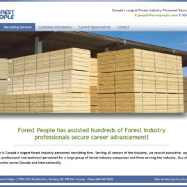 Forest People Recruiting Services