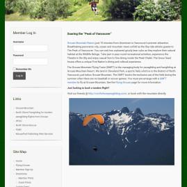 Grouse Mountain Flying Team