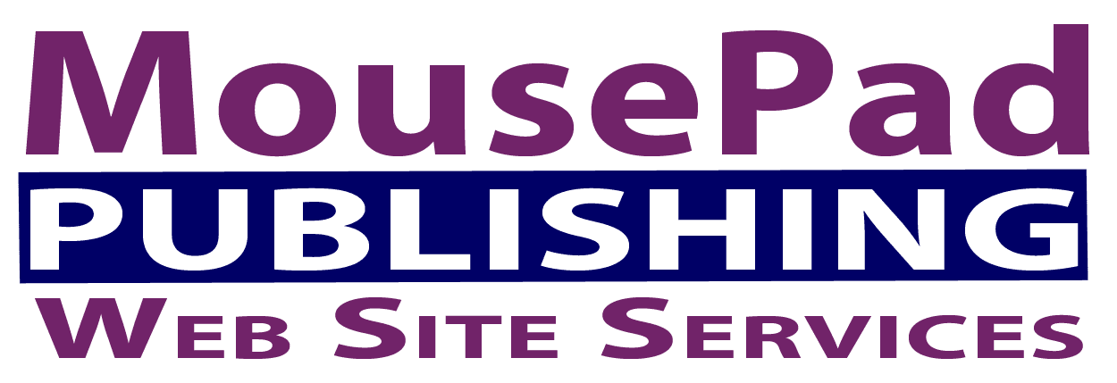 MousePad Publishing Website Services
