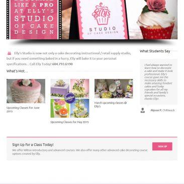 Elly's Studio of Cake Design