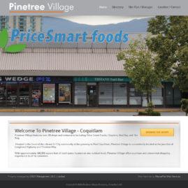 PineTree Village Shopping Coquitlam