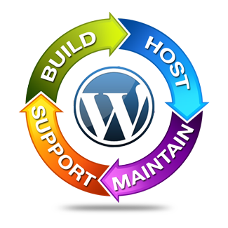 Design, Hosting, WordPress Maintenance